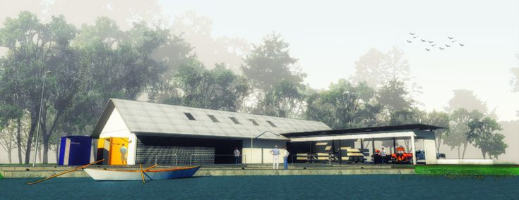 Type : Sport, Education Location : Padang, West Sumatra Site Area : 1200 sqm Built Area : 600 sqm Height :  2 floor – mezzanine (6m) Year : 2016 (proposal) Images : siarydesignstudio Referrin…