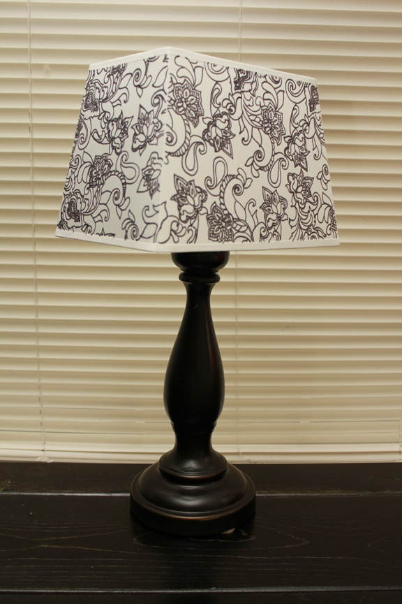 365 days to simplicity sharpie lampshade