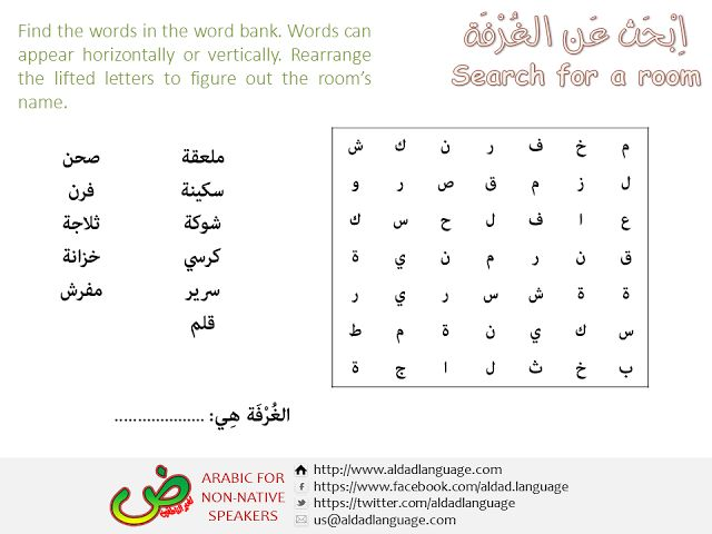 First Letter Of The Arabic Alphabet Crossword