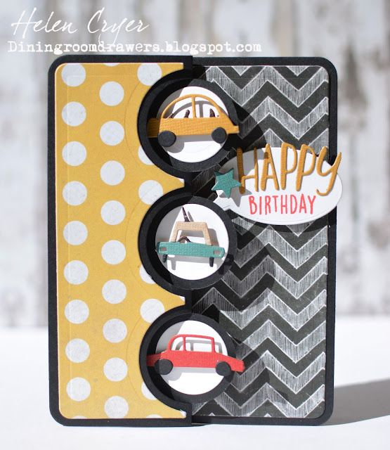 The+Dining+Room+Drawers:+Sizzix+Triple+Flip-Its+with+Tim+Holtz+Commute+Cars...