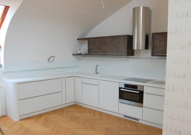 kuchyn - design Pavla Kirschner