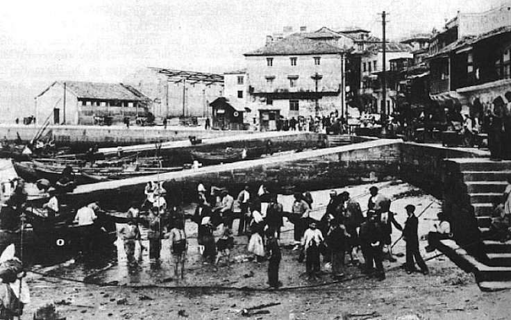 Vigo, Berbés, 1890.