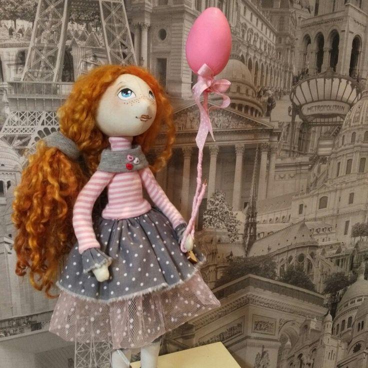 Рыжик куклы Татьяны Бутузовой