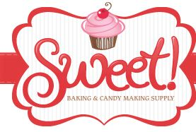 Sweet: Baking and Candy Making Supplies.  Thinking holiday/bakesale baking supplies. Great site. Inexpensive.