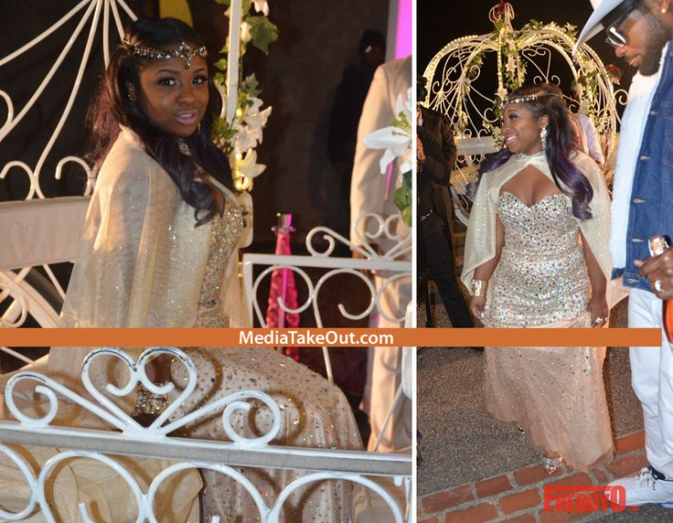We Got PICS . . . From Lil Wayne's Daughter's SWEET 16 . . . TONS OF CELEBS WERE THERE!!! (MTO EXCLUSIVE)