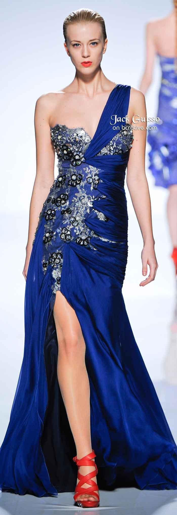 Jack Guisso Spring 2011 Couture
