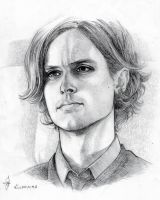 Spencer Reid 012 von whiteshaix