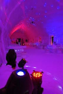 Hotel of Ice, Balea Lac, Romania
