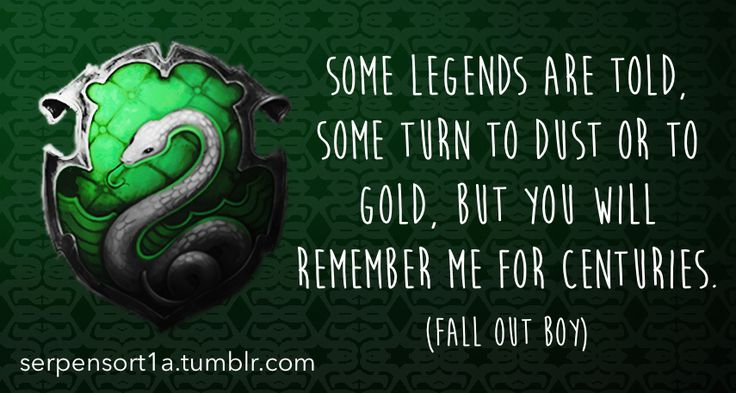 A Legend To Commemorate: 770 Best Images About SLYTHERIN On Pinterest