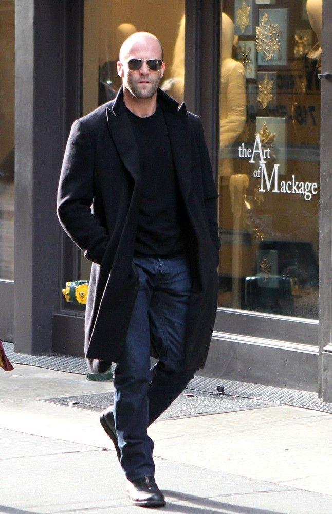 Jason Statham Photos - Jason Statham and Rosie Huntington-Whiteley Shop - Zimbio