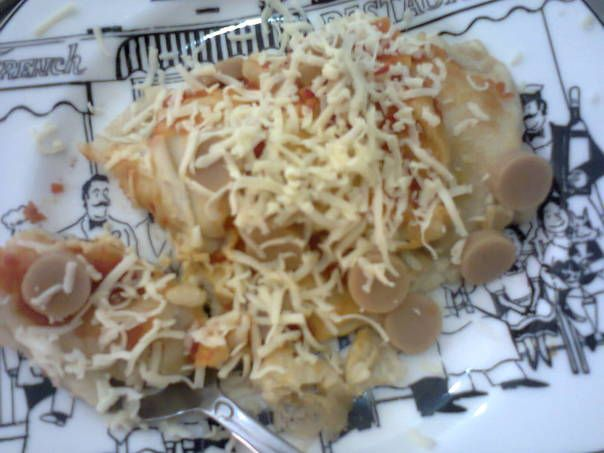 Pan Cake Daur Ulang (versi pizza)