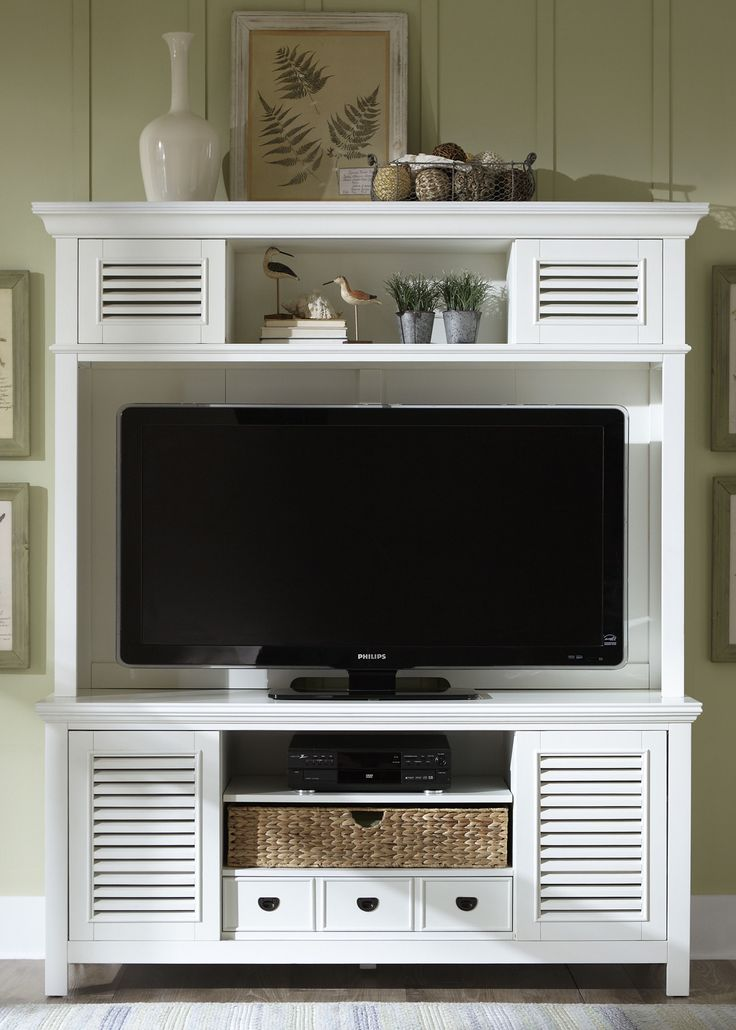 "62 Best Tv Unit Images On Pinterest: 17 Best Images About Entertainment Centers 80"" And Under"