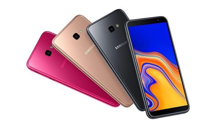 Resenha Do Smartphone Samsung J4 Samsung Samsung Galaxy Smartphone