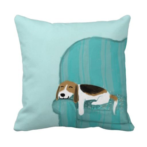 Beagle Throw Pillow, now available cheaper, Use this link for money saving coupons: https://www.zazzle.com/coupons?rf=238077998797672559