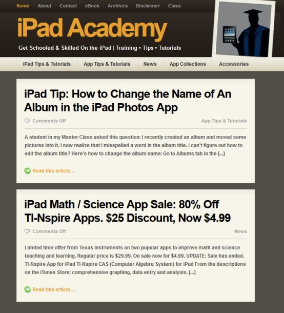 351 best all about education images on pinterest school teacher ipad academy will help you master the apple ipad get valuable ipad tips and tutorials fandeluxe Choice Image