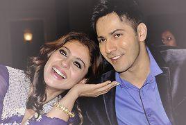 Varun Dhawan Kajol #Dilwale #Bollywood #Fashion #Style #VarunDhawan #Kajol