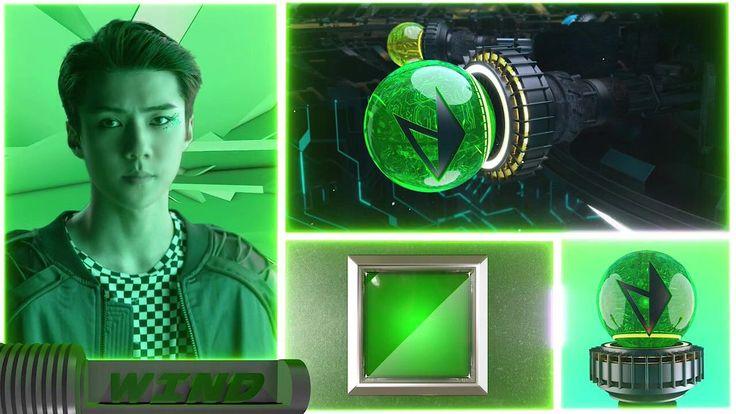 170830 POWER #RF_05 #EXO teaser!!! SEHUN <3 HUHUHUHU I WASN'T READY