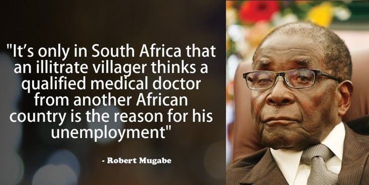 The ongoing alleged xenophobic attacks on Nigerians by South African reportedly taken a new turn on, Read Here!  Well what do you have to say about this Robert Mugabe's Quote On Xenophobia Attack In South Africa?   #News #Nigerians #Quote #Robert Mugabe #South Africa #Xenophobia #xenophobic
