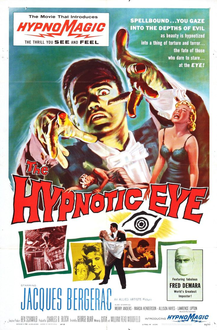 The Hypnotic Eye posters for sale online. Buy The Hypnotic Eye movie posters from Movie Poster Shop. We're your movie poster source for new releases and ...