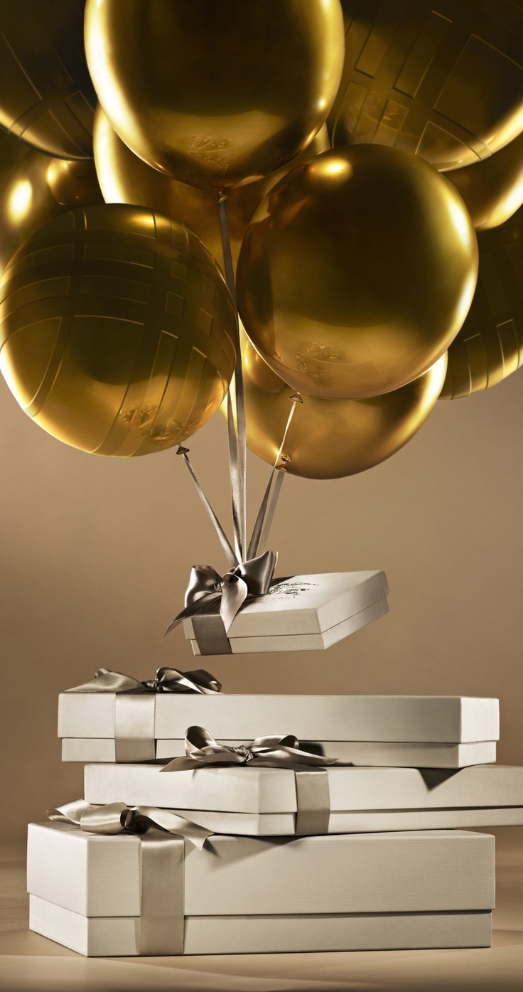 Be PRESENTable :: Balloons Add That Finishing Touch and Brings Lots of Smiles To The Recipient