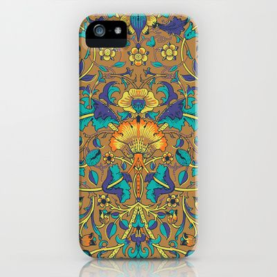Arabic Marigold iPhone & iPod Case by Geetika Gulia - $35.00