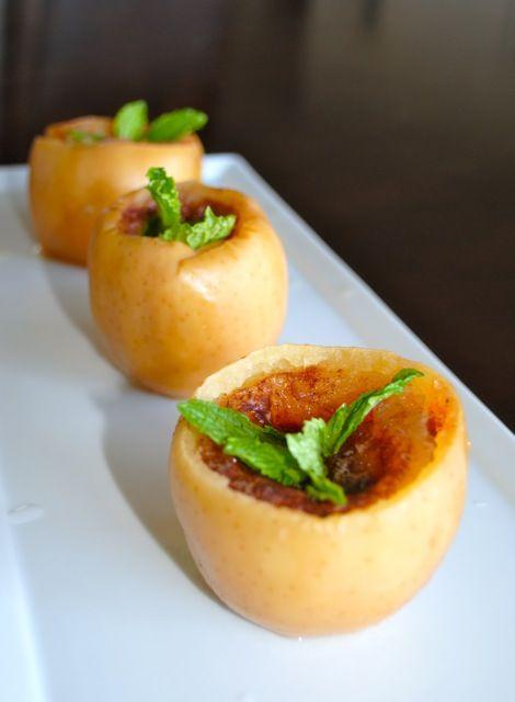 Невыразимая легкость кулинарного бытия...: Печеные яблоки