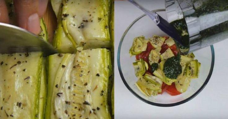 Ca să preparați o salată gustoasă și remarcabilă nu aveți nevoie de ingrediente scumpe și exotice. De cele mai dese ori toate produsele necesare le avem în frigider. Iar această salată este o confirmare. Secretul constă în sosul aromat, care se combină perfect cu leguma preferată. Încercați, veți fi încântați! INGREDIENTE: 350 – 400 gr de dovlecei; 350 – 400 gr de roșii; 100 gr de brânză feta; busuioc – după gust; 20 – 30 gr de ulei; 1 lingutiță de miere; 1 – 2 linguri suc de lămâie; ½…