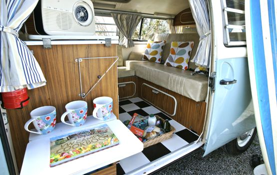 Campervan For Hire gallery