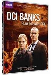Recension av DCI Banks - Playing with Fire. Crimeserie från England med Stephen Tompkinson, Andrea Lowe, Lorraine Burroughs och Colin Tierney