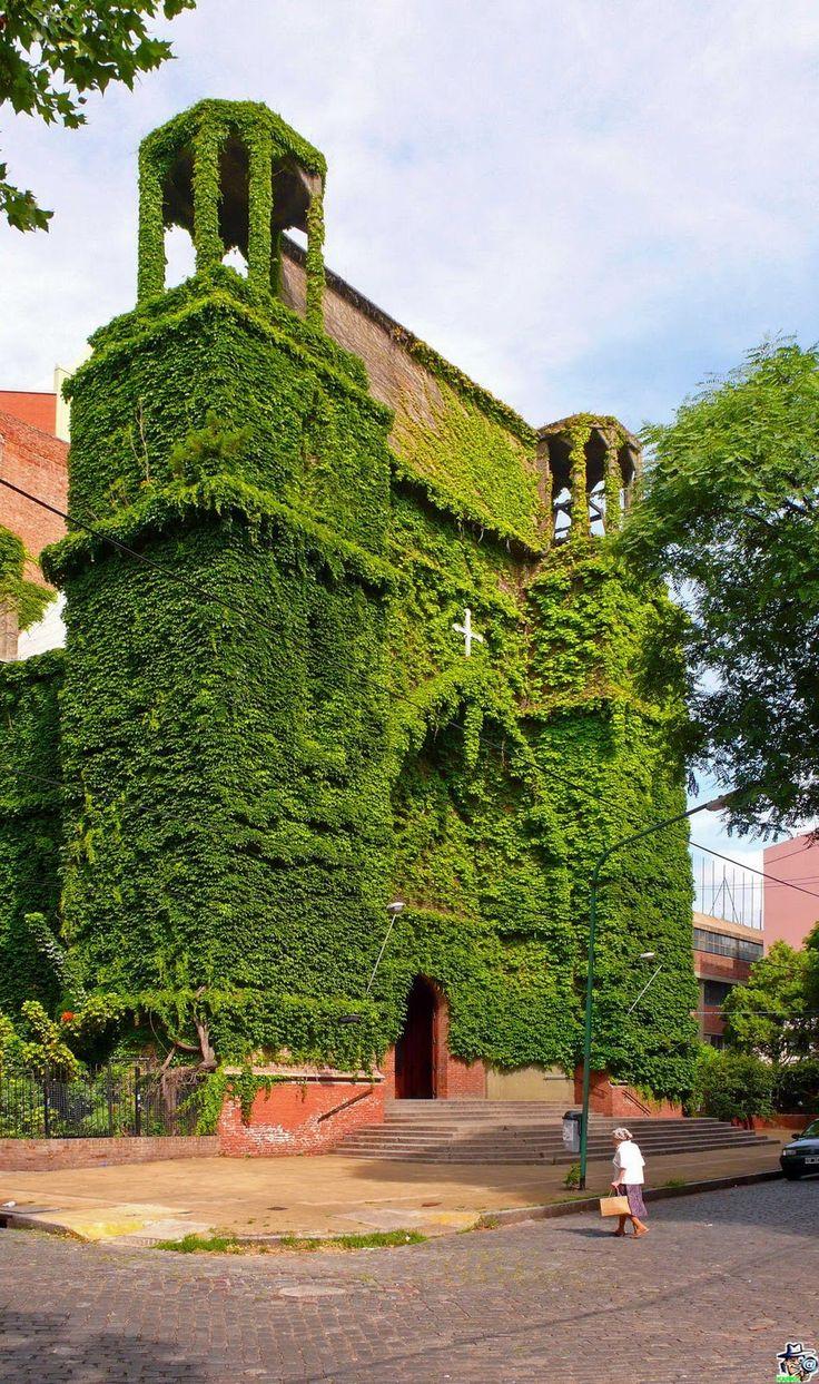 Iglesia Verde, Buenos Aires