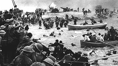"This Day in History: Jun 4, 1940: Dunkirk evacuation ends & Winston Churchill delivers his famous ""We shall fight on the beaches"" speech. http://dingeengoete.blogspot.com/2013/06/this-day-in-history-jun-4-1940-dunkirk.html"