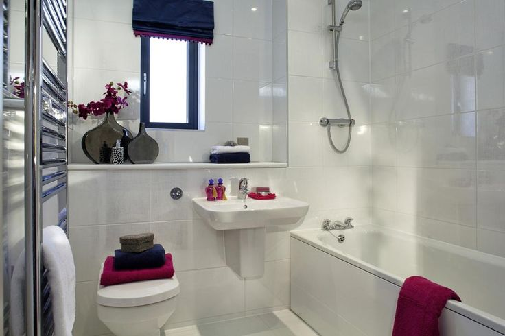 taylor wimpey bathrooms - Google Search