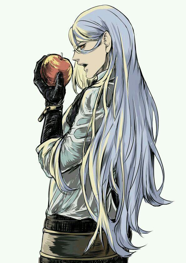 Pin By Amaterasu On Long Hair Anime Guys In 2020 Nier Automata White Hair Anime Guy Long White Hair