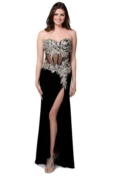 90 best Pay Less For Prom Dresses at Bridal & Formal by RJS images ...