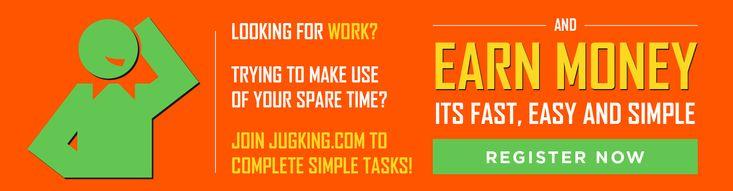 Earn $$$$ for simple tasks