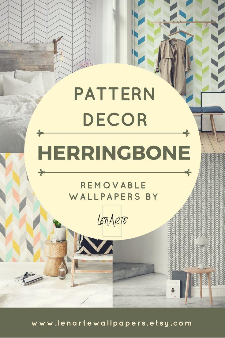 Best 25+ Herringbone wall ideas on Pinterest | Wall treatments ...