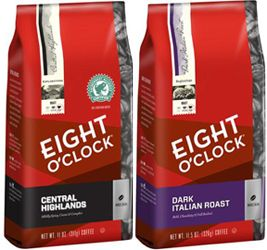 $1.50 off Bag of Eight O'clock Coffee Coupon on http://hunt4freebies.com/coupons