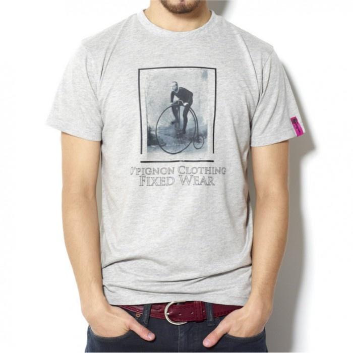 O'Pignon Clothes – Fixed Wear    O'Pignon est une jeune marque lilloise créée en 2010 par deux jeunes passionnés pour répondre à une vision personnelle du cyclisme. Puisqu'ils ne trouvaient pas les vêtements dont ils rêvaient pour rouler, ils ont tout simplement décidé de les dessiner et de les créer eux-même...    http://www.grafitee.fr/tee-shirt/opignon-clothes-fixed-wear/    #Lifestyle #Fashion #Fixie #TShirts #Apparel #Lille