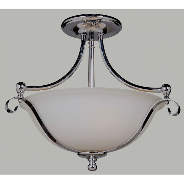 The Dallas 2Lt Semi-Flush Mount Ceiling Light has a stunning chrome frame, which has been teamed beautifully with an opal matt glass shade. Suitable to be used in your bedrooms, en-suites or rumpus rooms.  Incorporate it with any others from the Dallas range for a talking point with your guests.Globe Specification: 2 x 60w E27 Max.Dimensions:Height - 340mm.Diameter - 390mm.Dimmable - Yes.Power Rating: 240v.IP Rating: IP20.