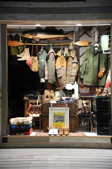 FILSON, FISHING, NIGEL CABOURN, PENDLETON, REDWING BOOTS, RRL, TWEED