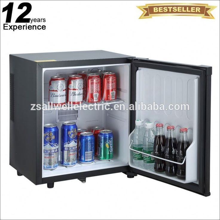 Low noise thermoelectric mini frigo with CE approval