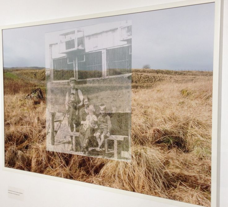 Family ties: re-framing memory exhibition: field