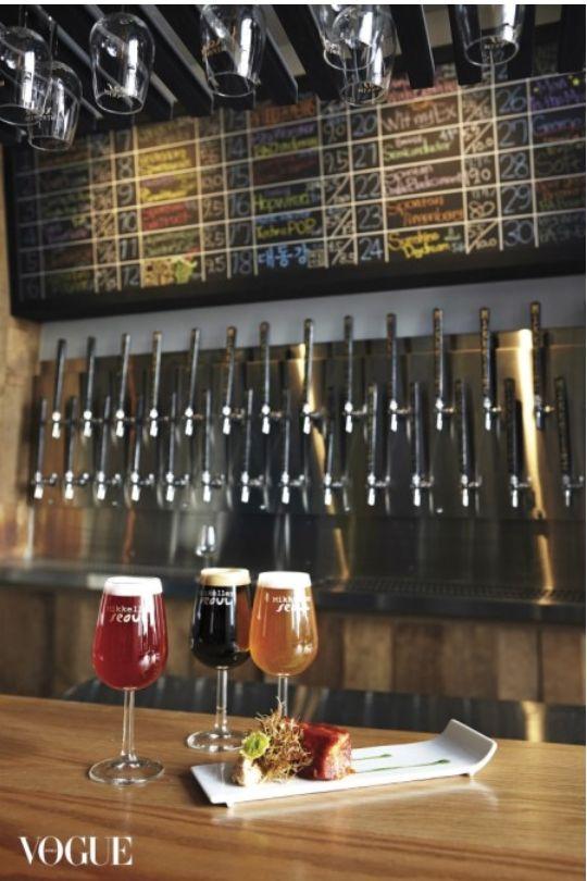 맥주를 즐기는 새로운 방식, 펍 크롤링