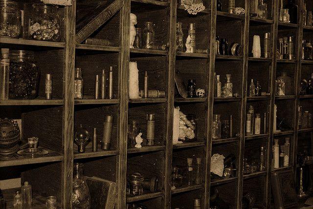 Victorian Laboratory/Study XI by KMReid, via Flickr
