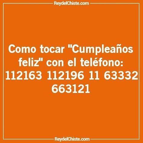 #aburrido? La #cancion del #cumpleañosfeliz es fácil de tocar  #aburrida #tono #cumpleaños