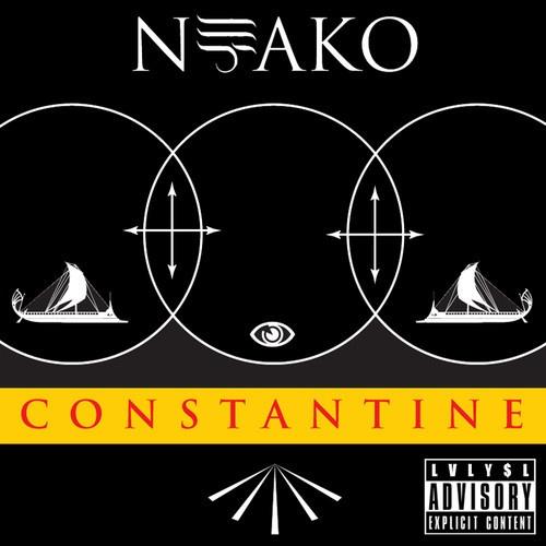 NEAKO - CONSTANTINE by DJ DNTFCKRND Art by MUDVSSR