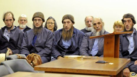 Ohio Amish sect leader sentenced to 15 years in prison for directing hair- and beard-cutting attacks on Amish people in 2011 http://www.bbc.co.uk/news/world-us-canada-21389094