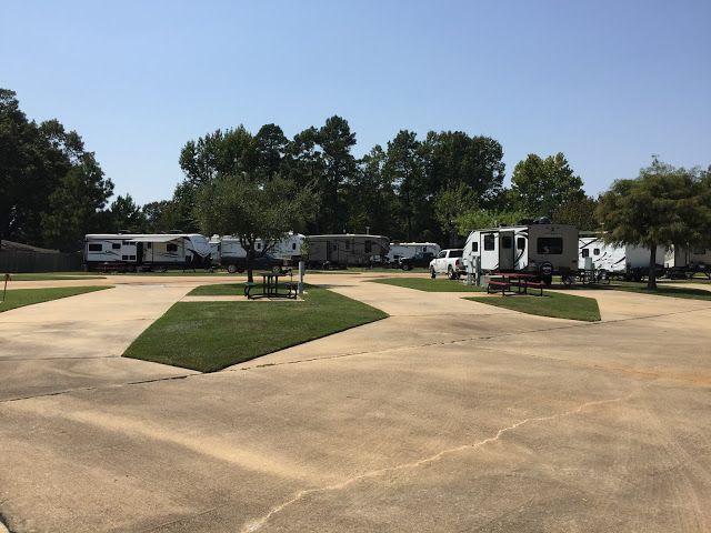 Shady Pines RV Park Texarkana Texas Click On The Link For More Pics
