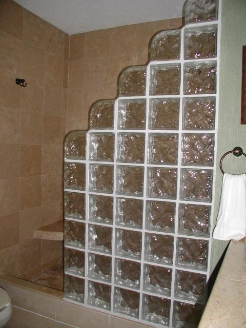 42 Best Images About Design Glass Block Shower On