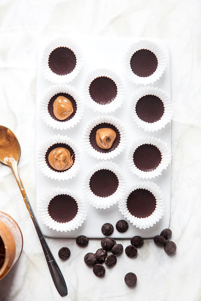 salted peanut butter cups//